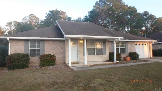 2730 Terry Cove Dr, Milton, FL 32583 (MLS #563813) :: ResortQuest Real Estate
