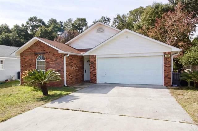 611 Desert Oak Dr, Pensacola, FL 32514 (MLS #563837) :: Berkshire Hathaway HomeServices PenFed Realty