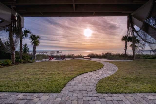 321 Deer Point Dr, Gulf Breeze, FL 32561 (MLS #563847) :: Levin Rinke Realty