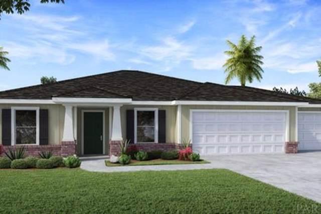 4689 Perception Cir Lot 30L, Milton, FL 32570 (MLS #563880) :: ResortQuest Real Estate
