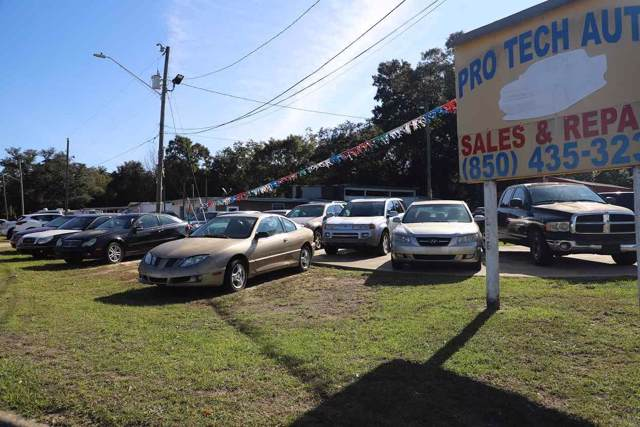 4036 W St, Pensacola, FL 32505 (MLS #563954) :: Levin Rinke Realty