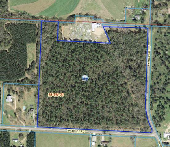 1100 Byrneville Rd, Century, FL 32535 (MLS #564002) :: Levin Rinke Realty