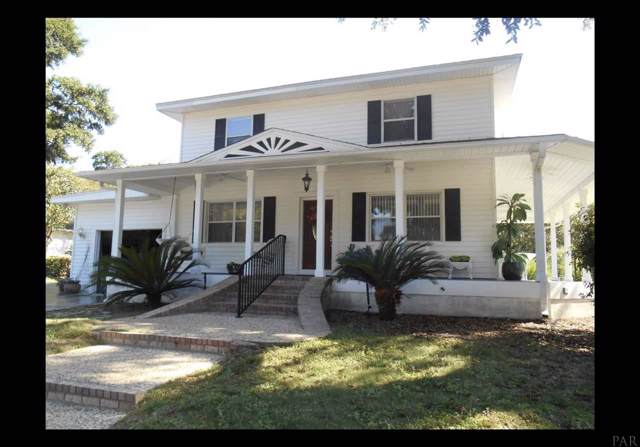 724 Stanley Ave, Pensacola, FL 32503 (MLS #564254) :: Connell & Company Realty, Inc.