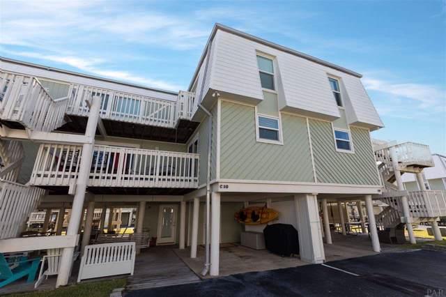 1100 Ft Pickens Rd C10, Pensacola Beach, FL 32561 (MLS #564271) :: ResortQuest Real Estate