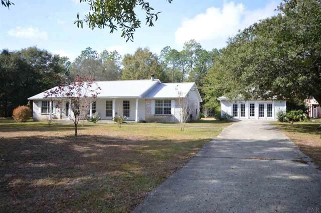 6325 Partridge Ln, Milton, FL 32570 (MLS #564283) :: ResortQuest Real Estate