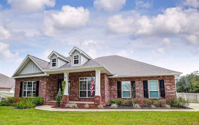 998 Upland Rd, Cantonment, FL 32533 (MLS #564306) :: Levin Rinke Realty
