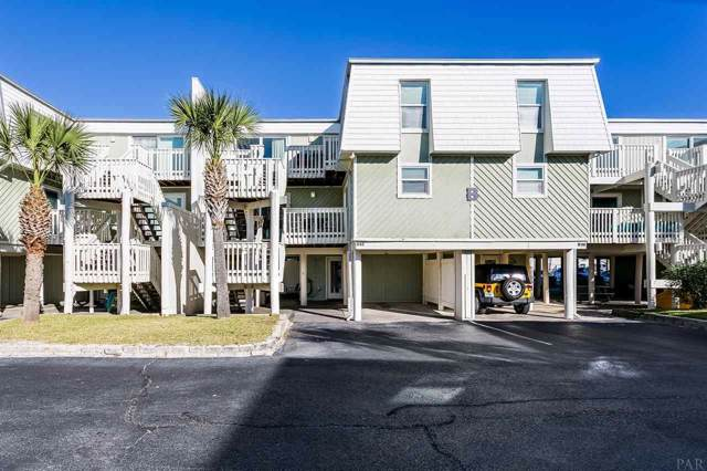 1100 Ft Pickens Rd B12, Pensacola Beach, FL 32561 (MLS #564313) :: Levin Rinke Realty