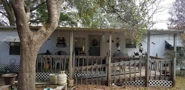 1160 Juniper Lake Rd, Defuniak Springs, FL 32433 (MLS #564356) :: Levin Rinke Realty