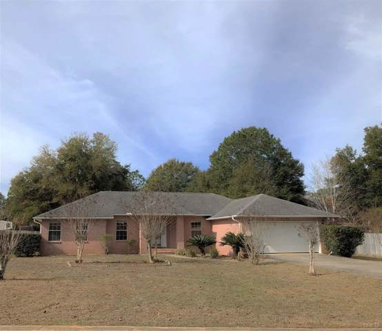 6089 Breckenridge Dr, Milton, FL 32570 (MLS #564592) :: ResortQuest Real Estate