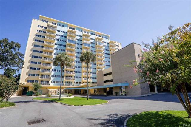 825 Bayshore Dr #605, Pensacola, FL 32507 (MLS #564606) :: ResortQuest Real Estate