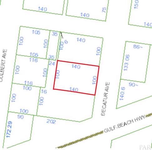 715 Decatur Ave, Pensacola, FL 32507 (MLS #564609) :: ResortQuest Real Estate