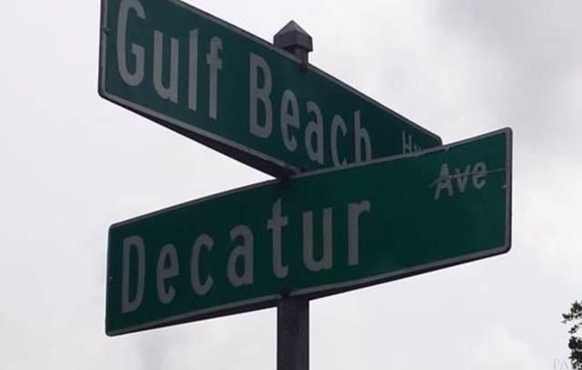 715 Decatur Ave, Pensacola, FL 32507 (MLS #564611) :: ResortQuest Real Estate