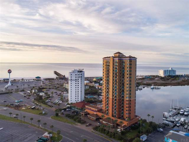 721 Pensacola Beach Blvd #1502, Pensacola Beach, FL 32561 (MLS #564614) :: ResortQuest Real Estate