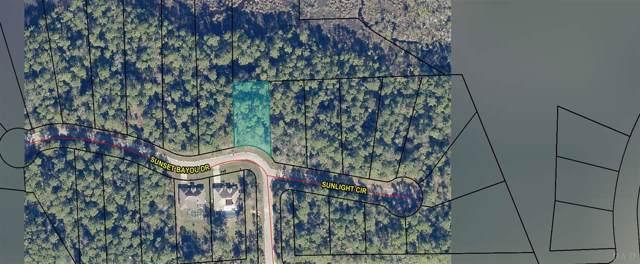3326 Sunset Bayou Dr, Milton, FL 32583 (MLS #565092) :: Crye-Leike Gulf Coast Real Estate & Vacation Rentals