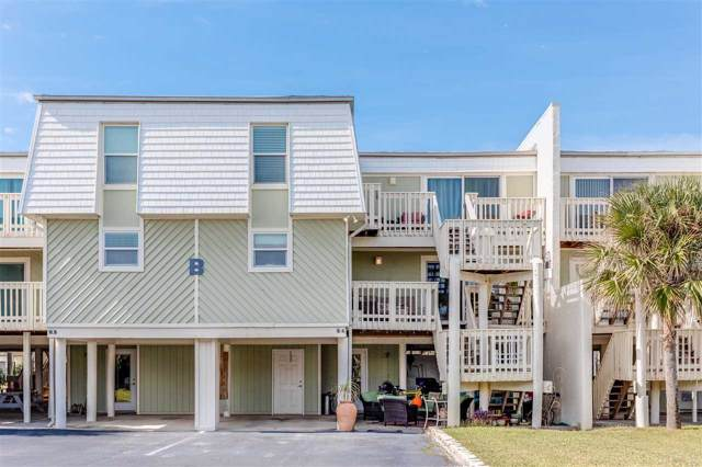 1100 Ft Pickens Rd B-4, Pensacola Beach, FL 32561 (MLS #565184) :: ResortQuest Real Estate