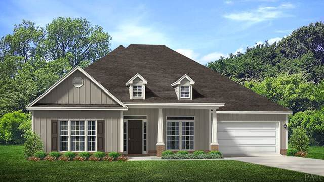 2806 Inverness Park Dr, Gulf Breeze, FL 32563 (MLS #565246) :: Connell & Company Realty, Inc.