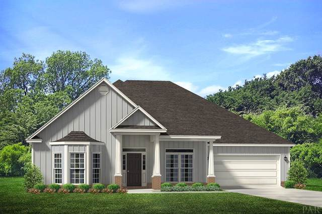 2824 Inverness Park Dr, Gulf Breeze, FL 32563 (MLS #565249) :: Connell & Company Realty, Inc.