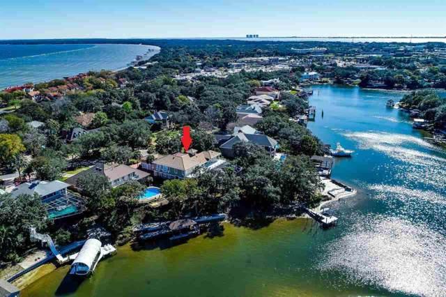 97 Chanteclaire Cir, Gulf Breeze, FL 32561 (MLS #565405) :: Levin Rinke Realty