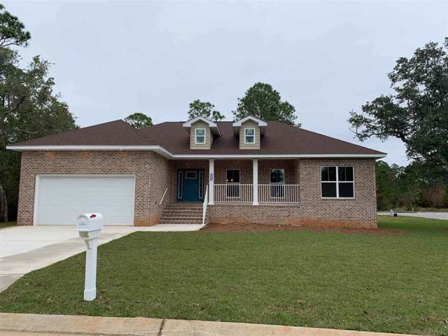 2128 Trevor Cir, Milton, FL 32583 (MLS #565575) :: Connell & Company Realty, Inc.