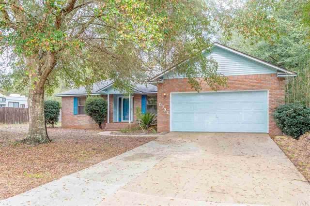 5732 Pebble Ridge Dr, Milton, FL 32583 (MLS #565735) :: ResortQuest Real Estate