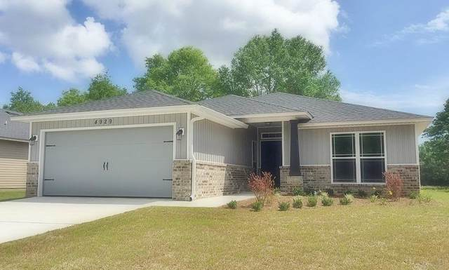 5750 Peach Dr, Pace, FL 32571 (MLS #566151) :: Levin Rinke Realty