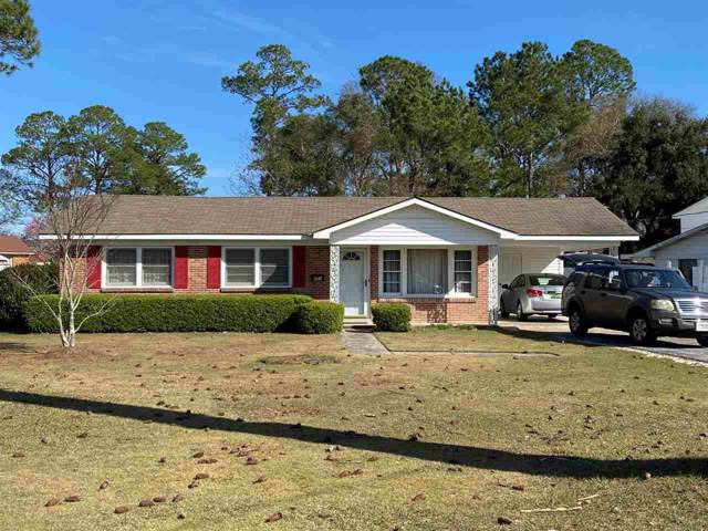 801 E Poplar St, Atmore, AL 36502 (MLS #566285) :: The Kathy Justice Team - Better Homes and Gardens Real Estate Main Street Properties