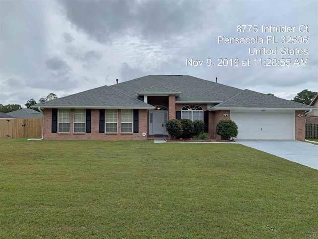 8775 Intruder Ct, Pensacola, FL 32506 (MLS #566313) :: ResortQuest Real Estate