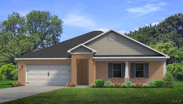 4704 Red Oak Dr, Milton, FL 32583 (MLS #566341) :: ResortQuest Real Estate