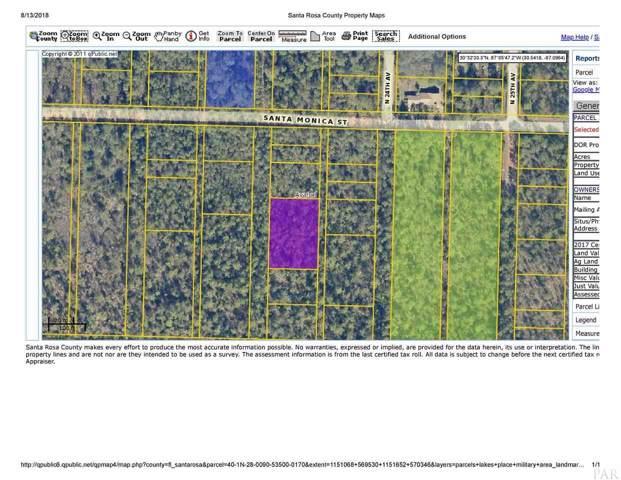 Lot 17 blk 535 N 23RD AVE, Milton, FL 32583 (MLS #566396) :: Levin Rinke Realty