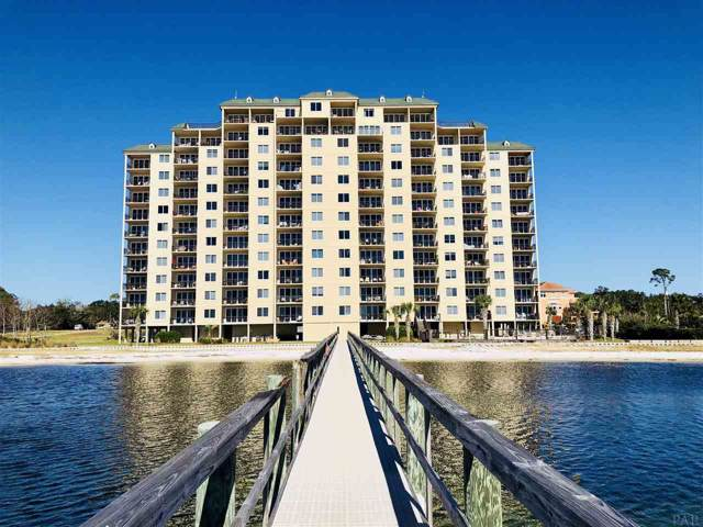 10335 Gulf Beach Hwy #201, Pensacola, FL 32507 (MLS #566421) :: Connell & Company Realty, Inc.