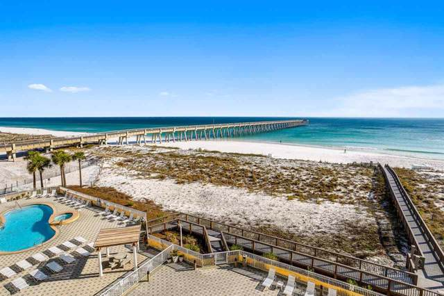8575 Gulf Blvd #401, Navarre Beach, FL 32566 (MLS #566470) :: Connell & Company Realty, Inc.