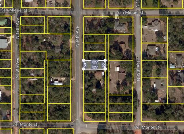0 N 14TH AVE, Milton, FL 32583 (MLS #566563) :: Levin Rinke Realty