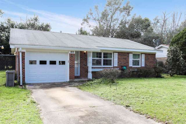 809 Le Blanc Way, Pensacola, FL 32505 (MLS #566700) :: Connell & Company Realty, Inc.