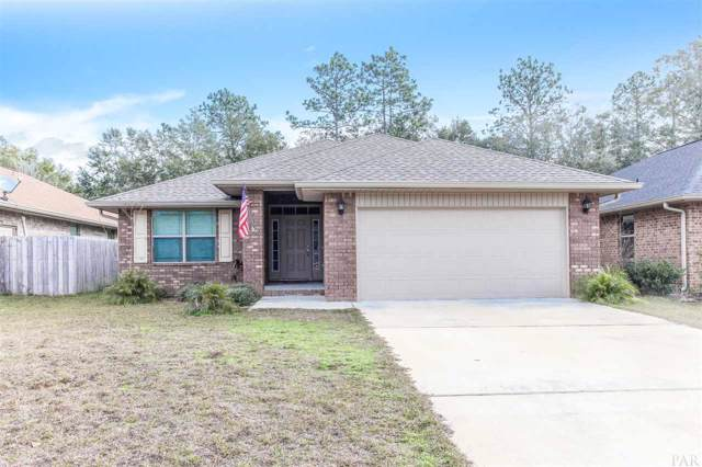 4164 Roosevelt Way, Milton, FL 32583 (MLS #566704) :: Connell & Company Realty, Inc.