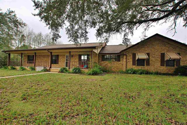 2709 Pine Forest Rd, Cantonment, FL 32533 (MLS #566721) :: Levin Rinke Realty