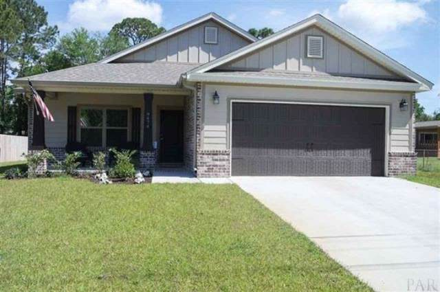 3627 Quail Run Rd, Gulf Breeze, FL 32563 (MLS #566754) :: Connell & Company Realty, Inc.