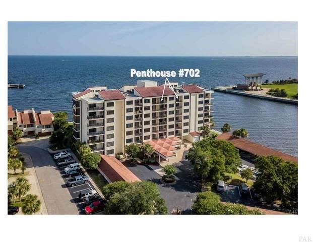 702 Port Royal Way, Pensacola, FL 32502 (MLS #567157) :: Levin Rinke Realty