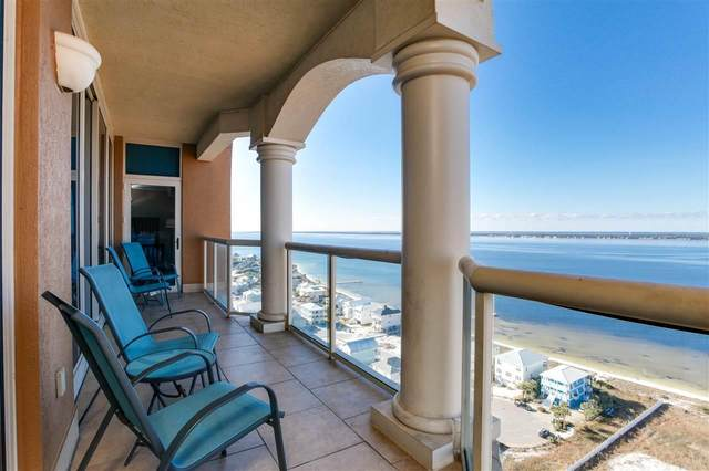 5 Portofino Dr #2005, Pensacola Beach, FL 32561 (MLS #567210) :: ResortQuest Real Estate