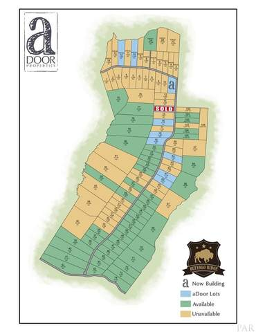 Lot 16 BR Buffalo Ridge Rd, Pace, FL 32571 (MLS #567273) :: Crye-Leike Gulf Coast Real Estate & Vacation Rentals
