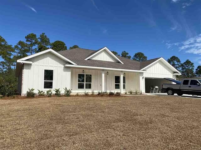 6841 Leisure St, Navarre, FL 32566 (MLS #567287) :: Levin Rinke Realty