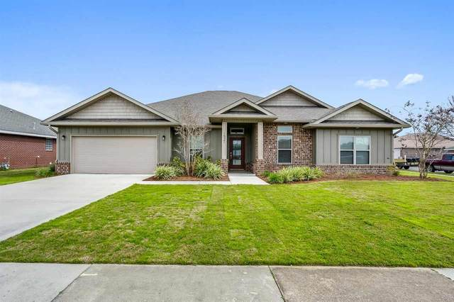 1521 Woodlawn Way, Gulf Breeze, FL 32563 (MLS #567468) :: Levin Rinke Realty
