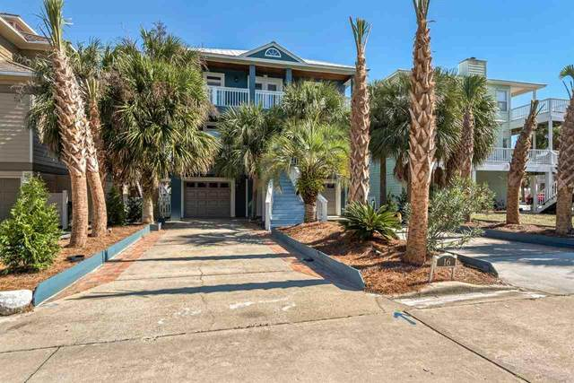 16 W Galvez Ct, Pensacola Beach, FL 32561 (MLS #567551) :: Berkshire Hathaway HomeServices PenFed Realty