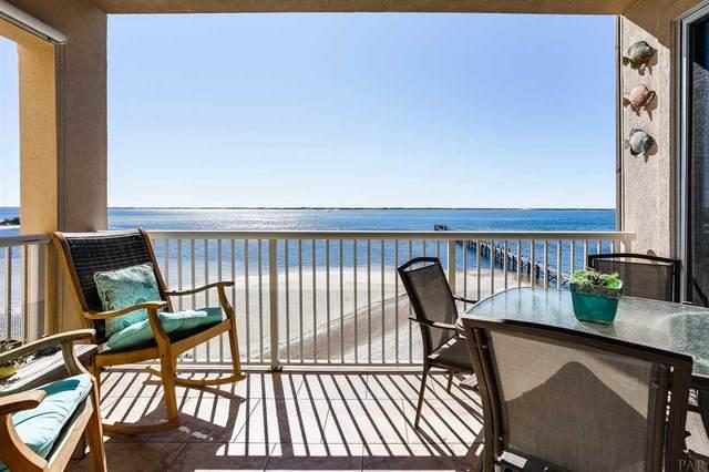 4050 Indigo Dr #202, Pensacola, FL 32507 (MLS #567569) :: ResortQuest Real Estate