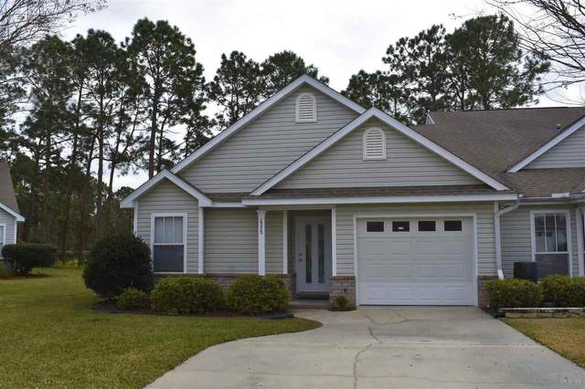 1375 Tiger Lake Dr, Gulf Breeze, FL 32563 (MLS #567629) :: Berkshire Hathaway HomeServices PenFed Realty