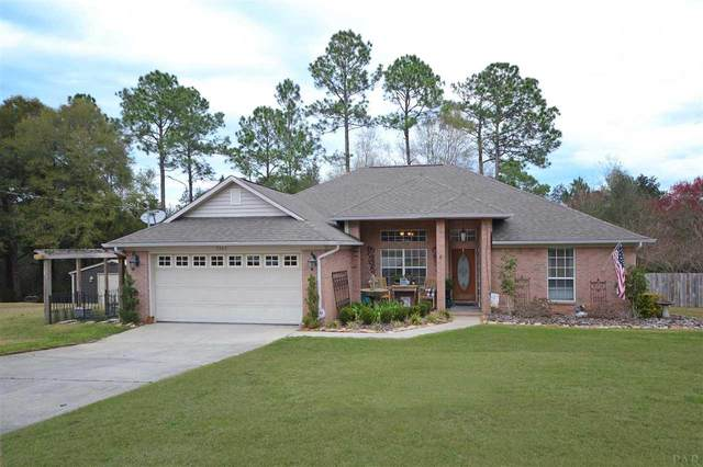 5565 Whispering Woods Dr, Pace, FL 32571 (MLS #567641) :: Levin Rinke Realty