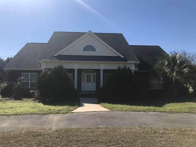 3855 Willard Norris Rd, Pace, FL 32571 (MLS #567841) :: Berkshire Hathaway HomeServices PenFed Realty