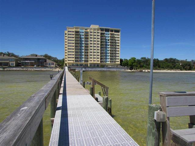 825 Bayshore Dr #500, Pensacola, FL 32507 (MLS #567854) :: Connell & Company Realty, Inc.