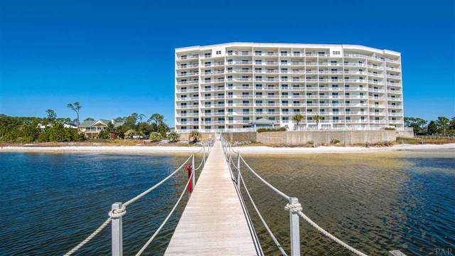 154 Ethel Wingate Dr #301, Pensacola, FL 32507 (MLS #567856) :: Connell & Company Realty, Inc.