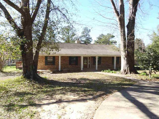 1913 Filly Rd, Cantonment, FL 32533 (MLS #567874) :: Berkshire Hathaway HomeServices PenFed Realty
