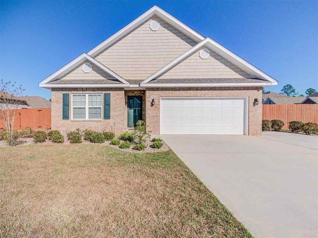 8768 Bradfield Dr, Pensacola, FL 32507 (MLS #567881) :: The Kathy Justice Team - Better Homes and Gardens Real Estate Main Street Properties